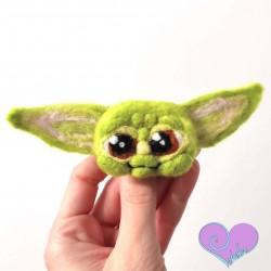 Baby Yoda - Broche-